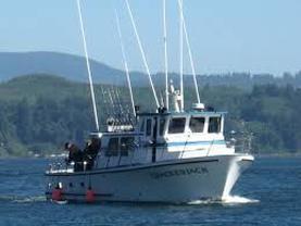 Newport marine businesses yaquina bay charters llc for Newport oregon fishing charters